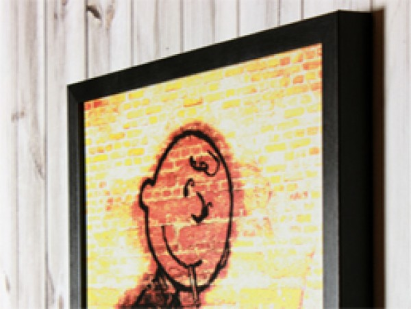 Framed Banksy