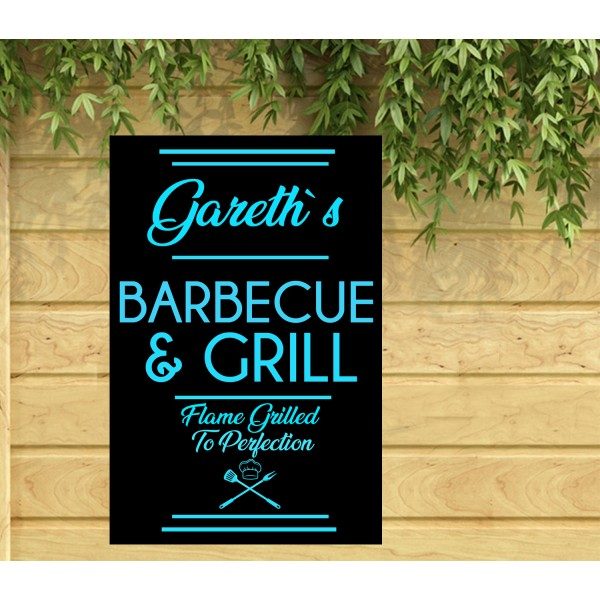 Barbecue and Grill