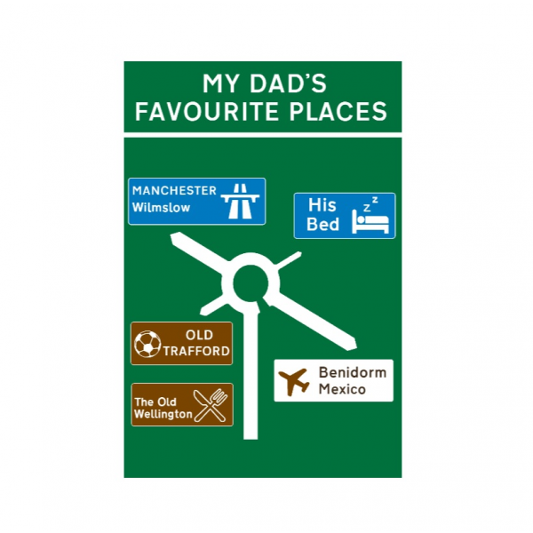 Favourite Places 1