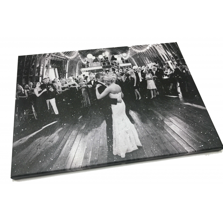 Diamond Dust Canvas