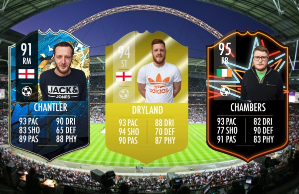 Ultimate Team Cards