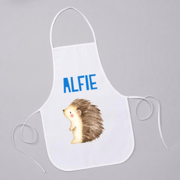 Hedgehog1 Apron