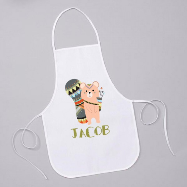 Squirrel1 Apron