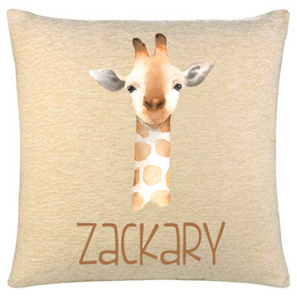 Giraffe1 Cushion