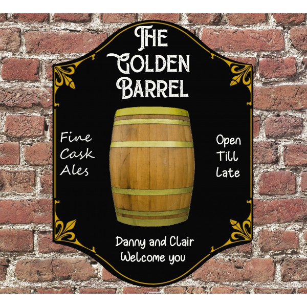 Golden Barrell