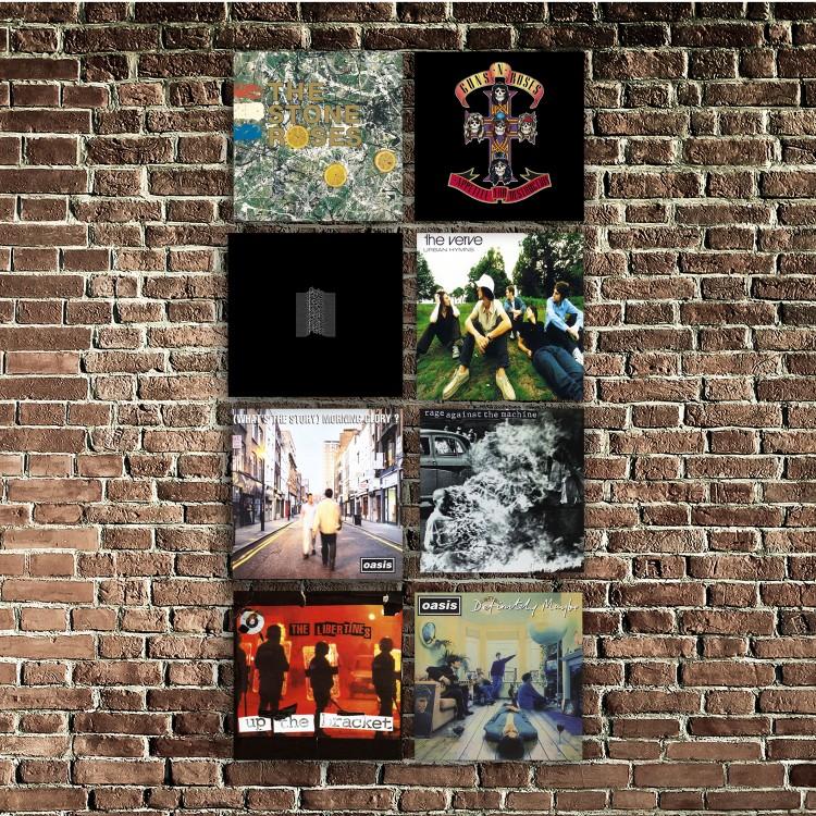 Album Cover Tiles