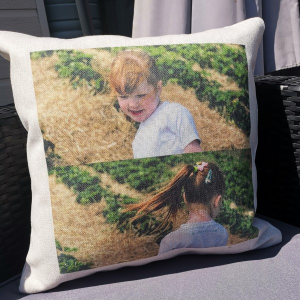 2 Image Cushion