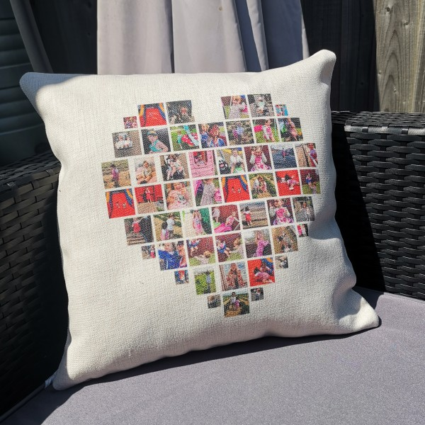 52 Image Heart Cushion
