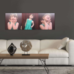 Panoramic / 3 in 1 canvas