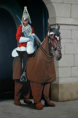 Horse-guard