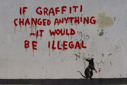 If-graffiti-changed-anything