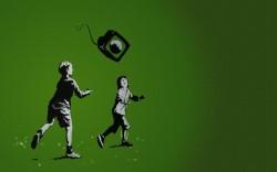 Kids-play-tv