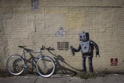 Tagging-robot