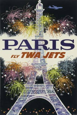 Paris - TWA - 3 x 2