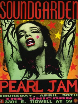 Soundgarden and Pearl Jam