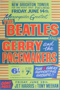 The Beatles and Gerry and the Pacemakers
